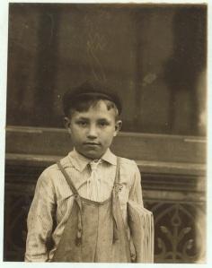 nine-year-old